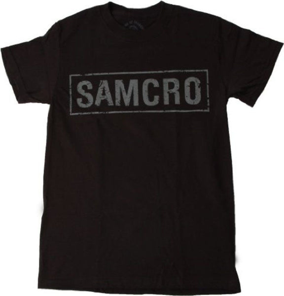 "Sons of Anarchy ""SAMCRO Banner"" Shirt"