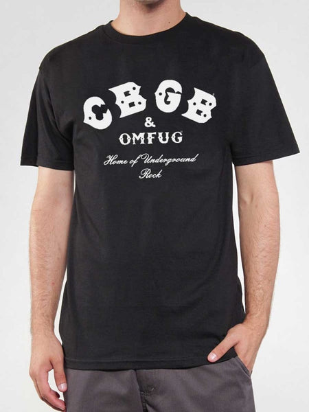 "CBGB ""Home of Underground Rock"" Shirt"