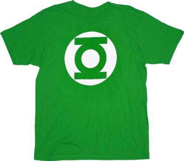 Green Lantern Logo Shirt