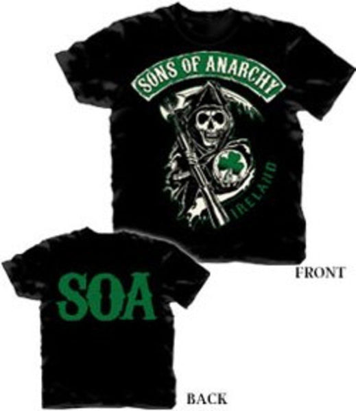 "Sons of Anarchy ""Ireland"" Shirt"