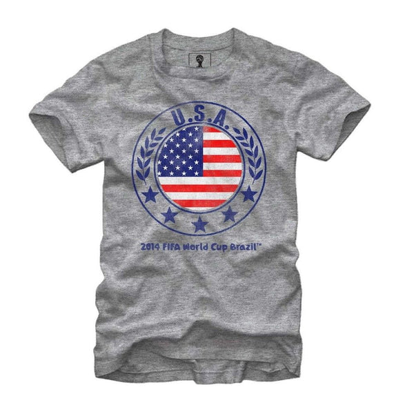 "2014 FIFA World Cup ""USA"" Sphere Shirt"