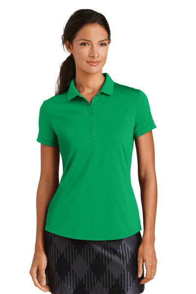 Nike Golf Ladies Dri-FIT Smooth Performance Modern Fit  Polo. 811807