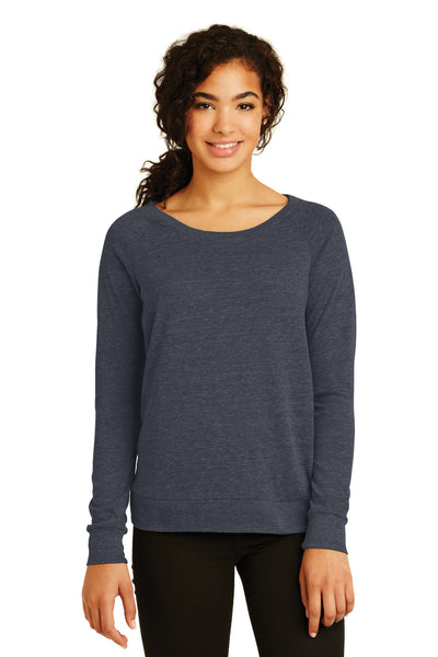 Alternative® Eco-Jersey Slouchy Pullover. AA1990