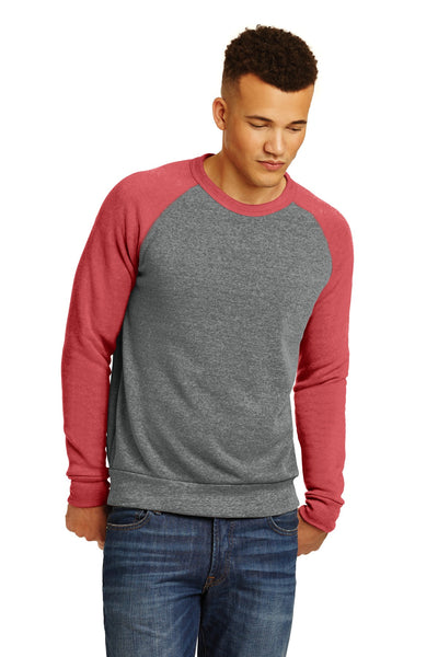 Alternative® Champ Colorblock Eco-Fleece Sweatshirt. AA32022