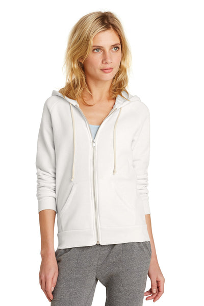 Alternative® Adrian Eco-Fleece Zip Hoodie. AA9573