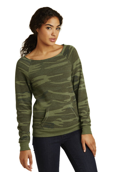 Alternative® Maniac Eco-Fleece Sweatshirt. AA9582