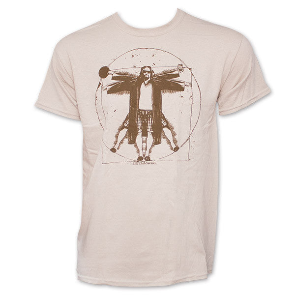 "The Big Lebowski ""Vitruvian Dude"" Shirt"