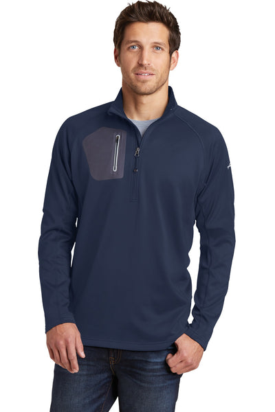Eddie Bauer® 1/2-Zip Performance Fleece Jacket. EB234