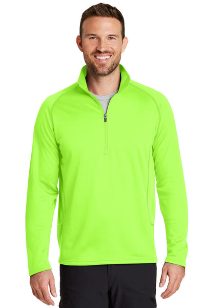Eddie Bauer® 1/2-Zip Base Layer Fleece. EB236
