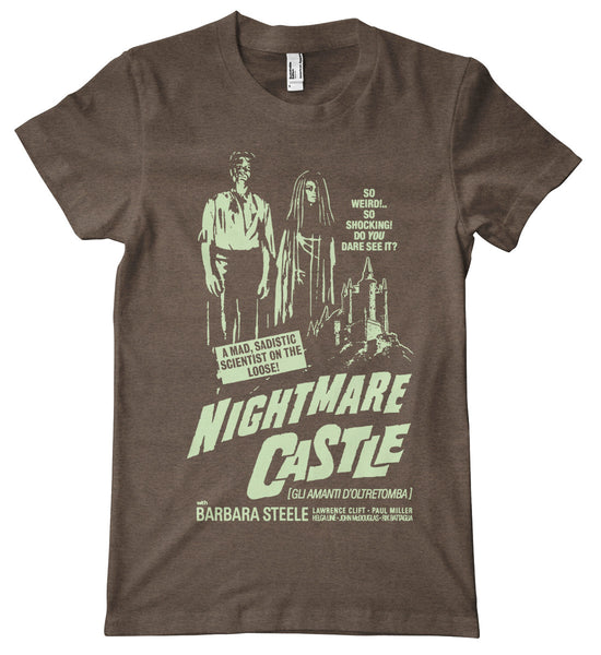 Nightmare Castle American Apparel Tri-Blend T-Shirt