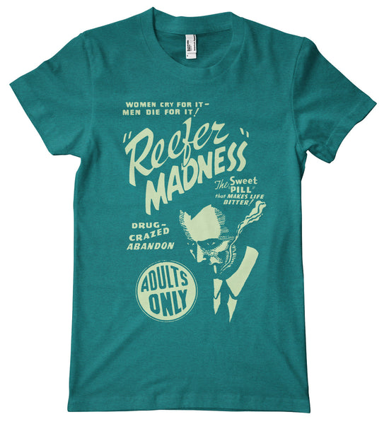 Reefer Madness American Apparel Tri-Blend T-Shirt