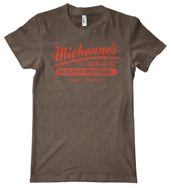 Micheonne Walker Removal American Apparel Tri-Blend T-Shirt