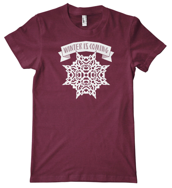 "Game of Thrones ""Winter is Coming"" Tri-Blend Shirt"
