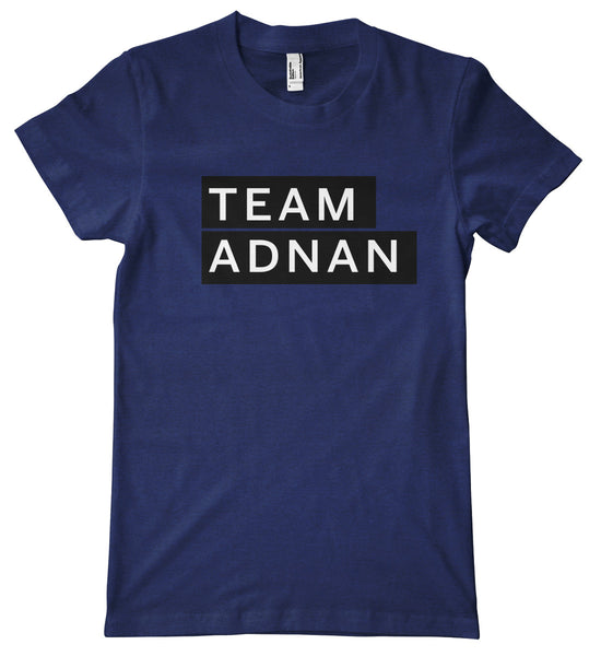 Serial: Team Adnan American Apparel Tri-Blend T-Shirt