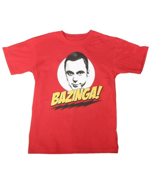 "The Big Bang Theory ""Serious Sheldon Face"" Shirt"