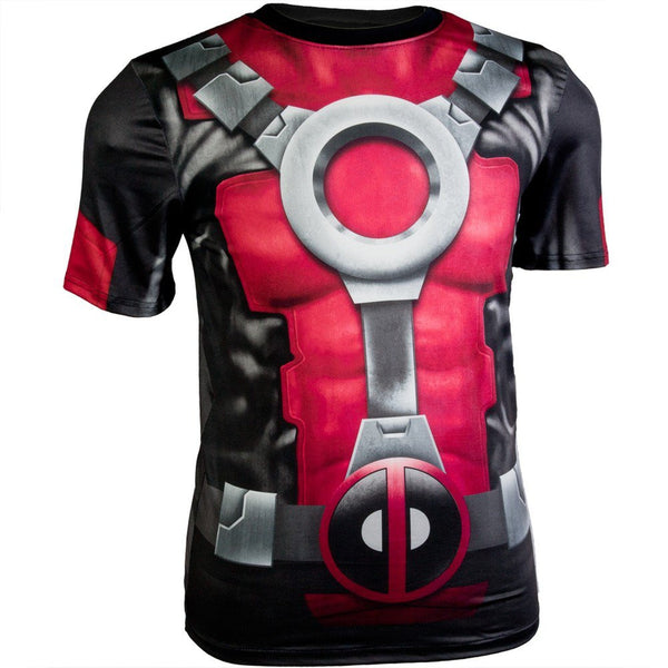 "Deadpool ""Really Pool"" Sublimated Shirt"