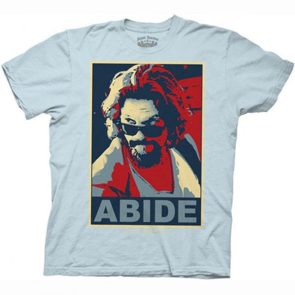 "The Big Lebowski ""Abide"" Shirt"