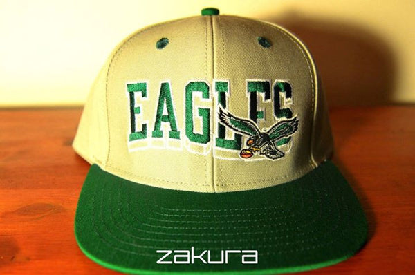 Philadelphia Eagles, BLOCK, Grey/Green, NFL, Snapback