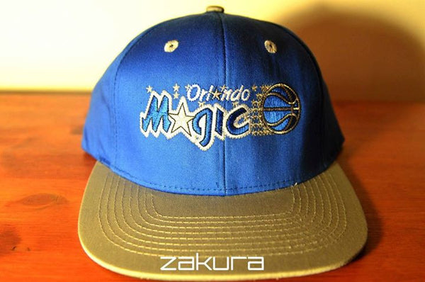 Orlando Magic, LOGO, Blue/Grey, NBA, Snapback