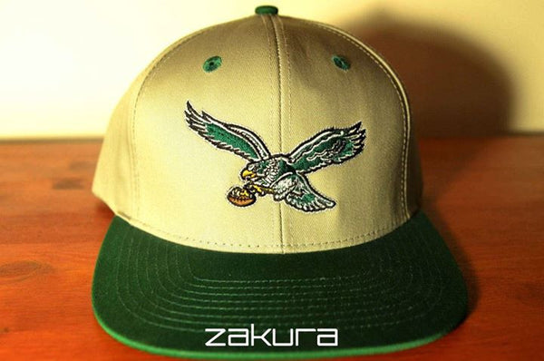 Philadelphia Eagles, LOGO, Grey/Green, NFL, Snapback