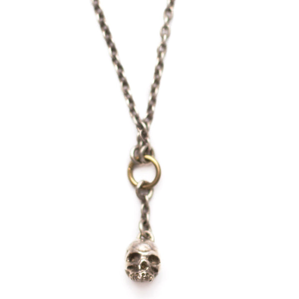 Skull Small Necklace
