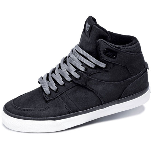 Hi-Top Vamp, Black/White