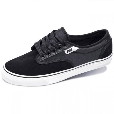 Lo-Top Endo, Black/White