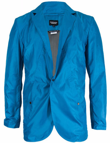 Turquoise Lightweight Suit Jacket