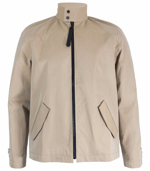 Sand British Harrington Jacket