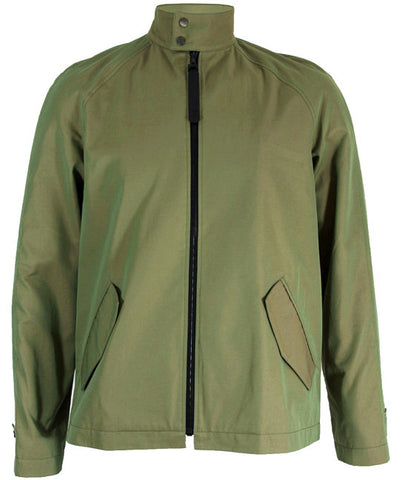 Olive British Harrington Jacket
