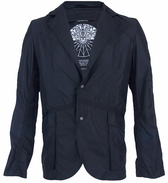 Black Lightweight Suit Jacket