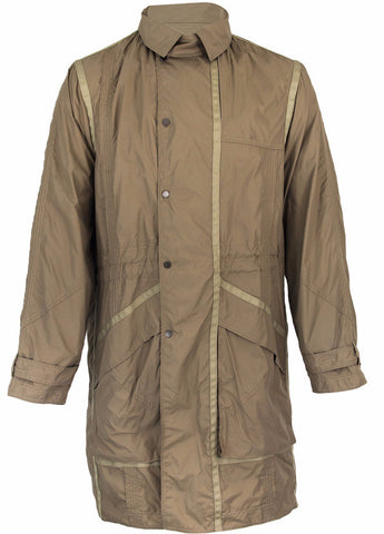 Sand Lightweight Mac Jacket