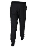 Black Lightweight Joggers