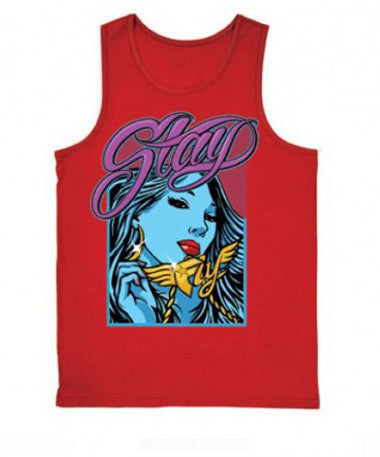 STAY FLY Men's Tank