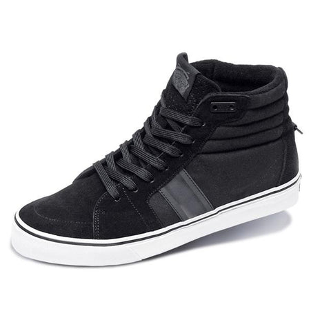 Hi-Top O.G., Black/Reflective