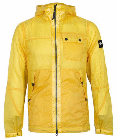 Yellow Rip Stol Parka Jacket