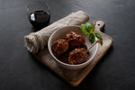 Water Buffalo Meatballs