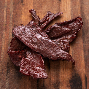 Water Buffalo Jerky