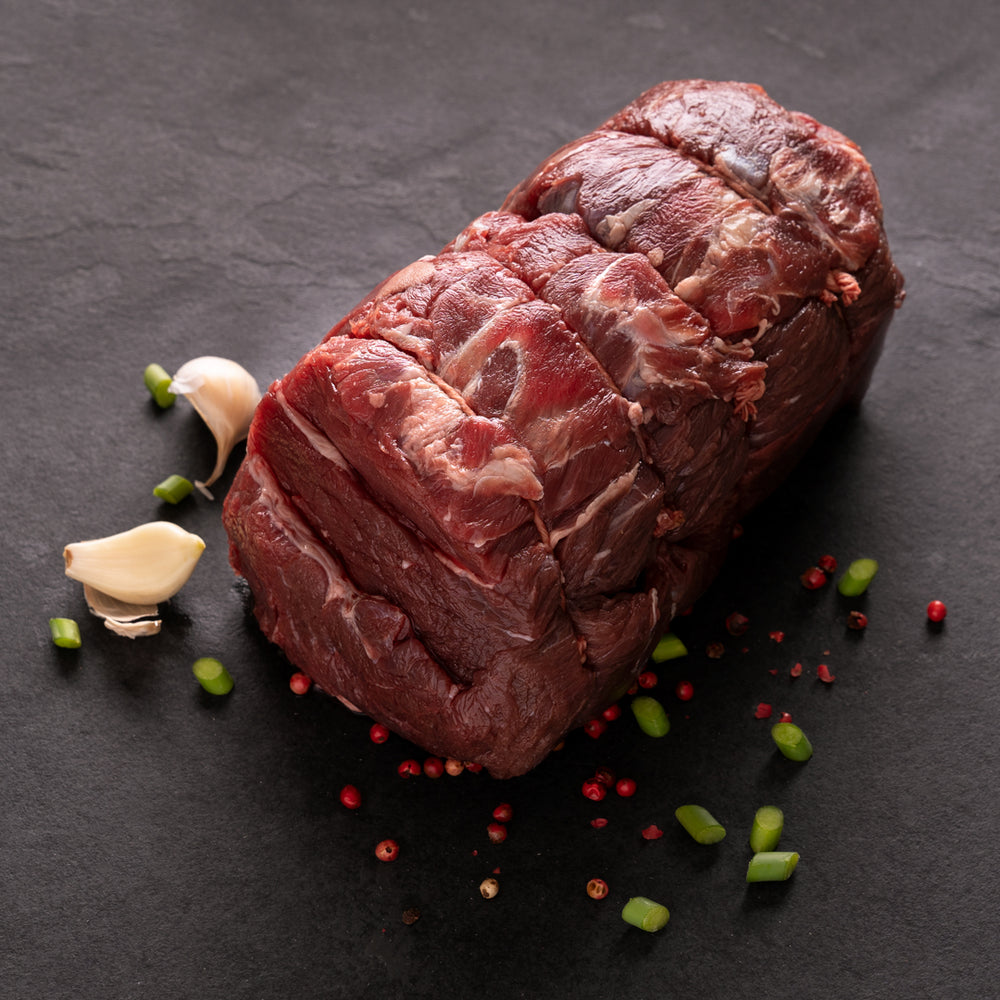 Water Buffalo Round Roast