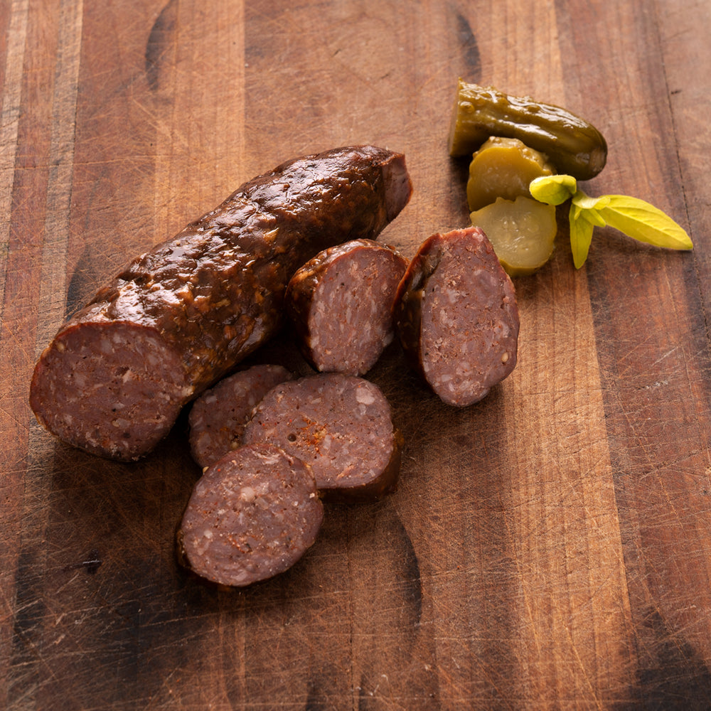 Water Buffalo Sausage
