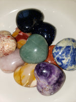 Puff hearts, Mixed Stones