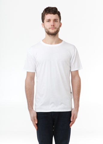 PIMA Cotton Citizen-F Tee White