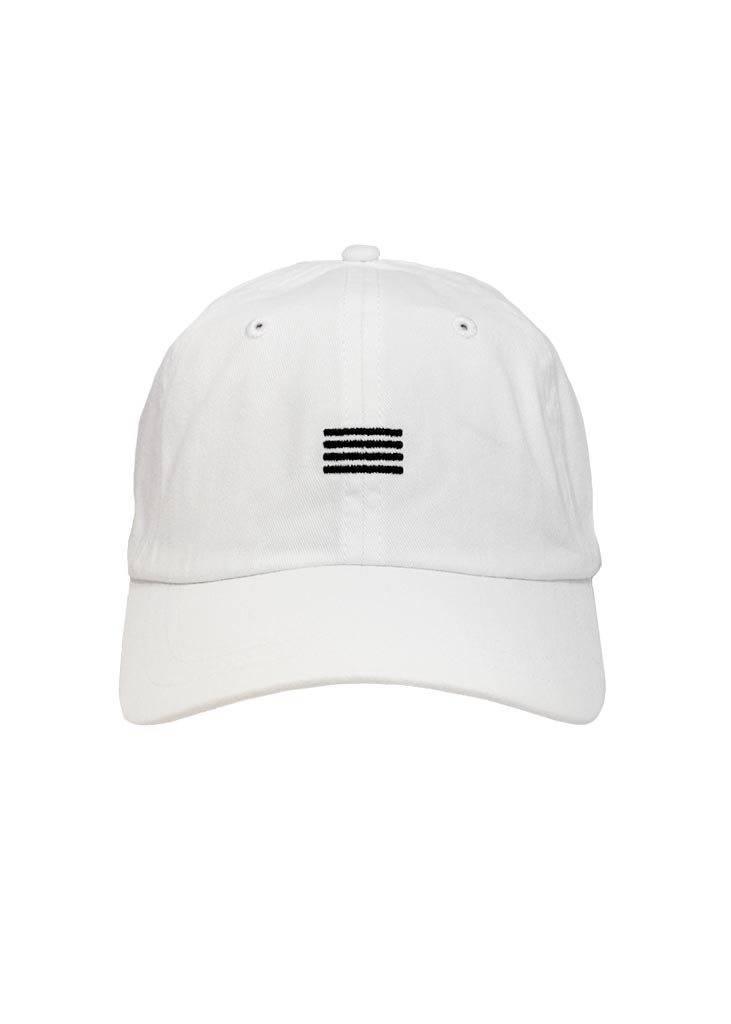 Slack Hat - White Flag