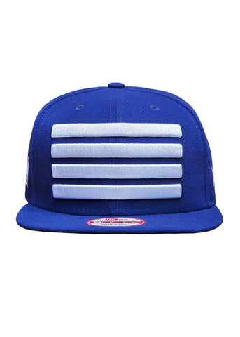 New Era Leader Snapback Blue