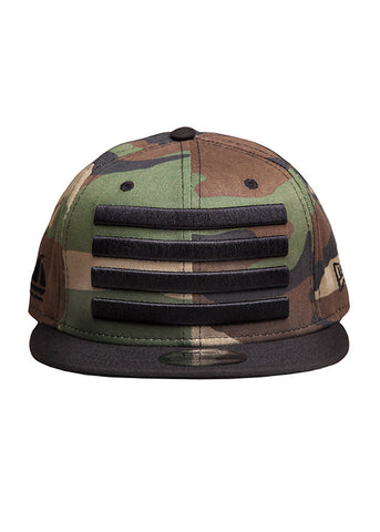 New Era Leader Snapback Camouflage