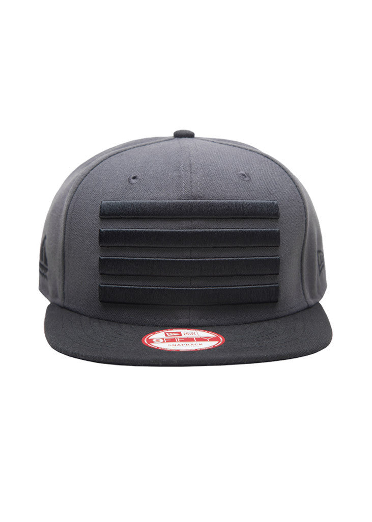 New Era Leader Snapback Grey