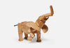Hattie the Wooden Elephant