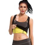 Push Up Vest Sweat Sauna Shaper
