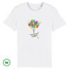 TSHIRT BIO - Boat in the sky <br> 3 couleurs