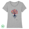 TSHIRT BIO - Sequoia <br> 3 couleurs